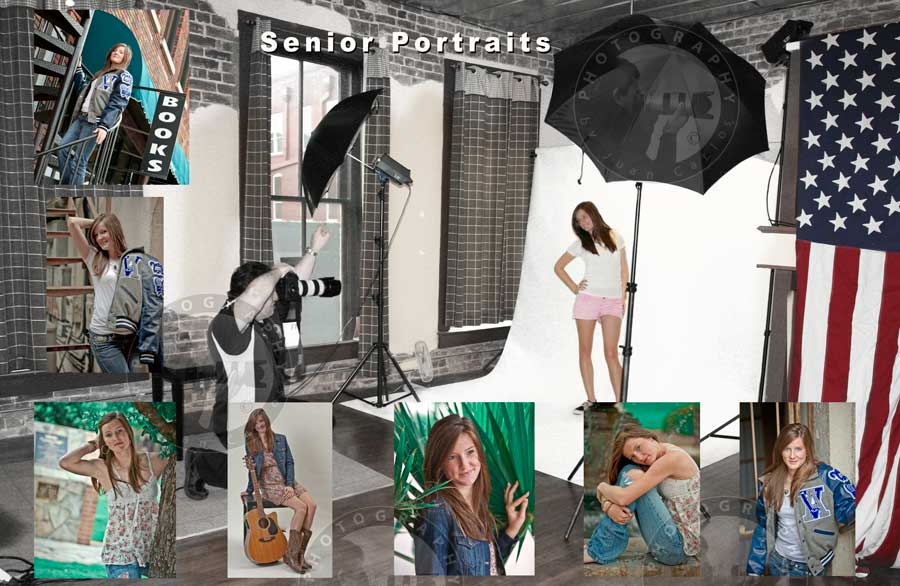 Senior Pictures Photo Shoot by Photographer Juan Carlos in McKinney Texas