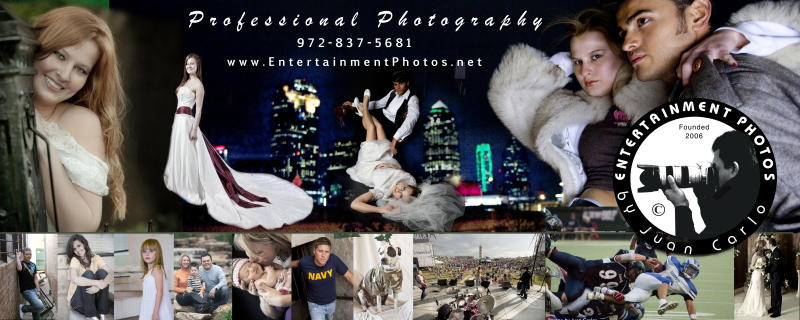 Photography services by juan Carlos of Entertainment Photos