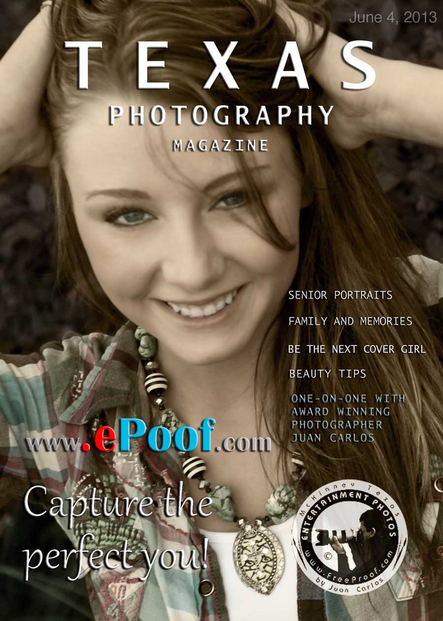 Magazine covers by juan Carlos of entertainment photos pro photogapher and digital artist at epoof
